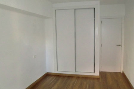 Pinturas artcolor pintado de toda la casa y lacado de - Lacar puertas sapelly ...
