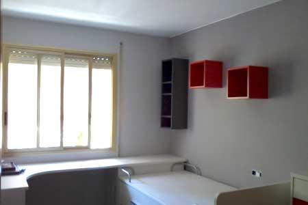 Pinturas artcolor pintura habitaci n de dos colores - Color de pintura para habitacion ...